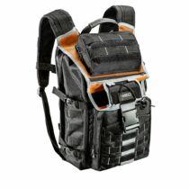 Szerszámos hátizsák, kívül:4 zseb, belül:18 zseb
