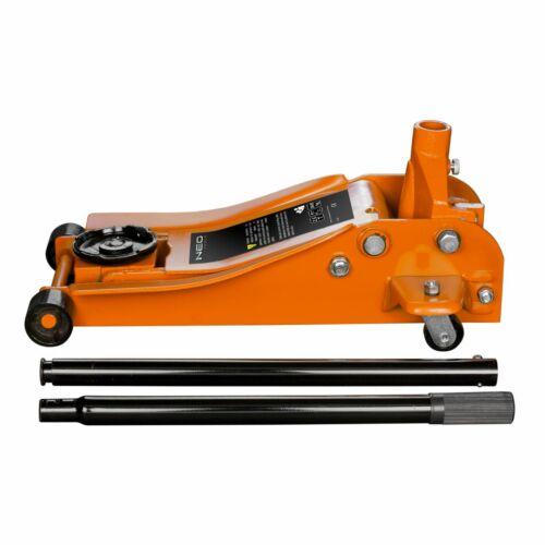 Lapos Hidraulikus krokodilemelő 2.5T, 85-455mm | NEO 11-731