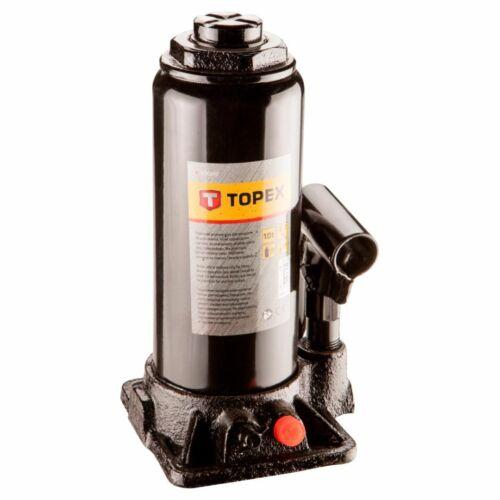 Hidraulikus palackemelő 10 T 6,8 KG | TOPEX 97X040