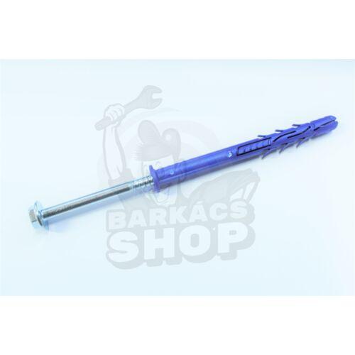 Peremes dűbel (tipli), hatlapú csavarral RAWL-FF1, ETA minősített 10*300